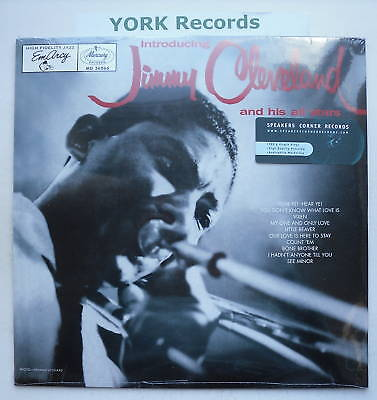 JIMMY CLEVELAND - And All His Stars - Record - NEW 180g