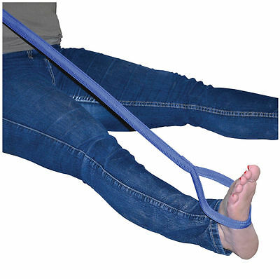 Aidapt Unisex Personal Leg Lifter Aid in Blue // RRP £11.99