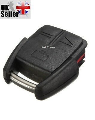 New Vauxhall Opel Vectra Astra Zafira 3 Button Remote Key Fob Case