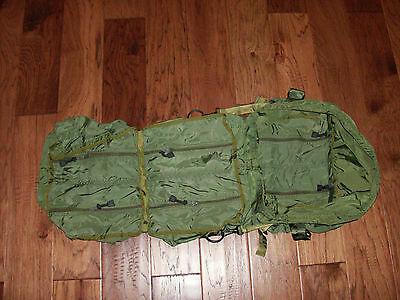 Genuine U.s Military Issue First Aid Kit Medical Instrument And Supply Bag