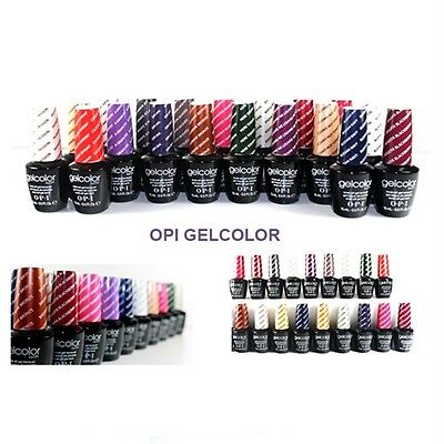 OPI GelColor LED/UV Gel Polish - 15ml - (Colores N-Y) -  Esmalte de Uñas