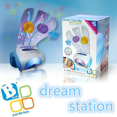 B Kids Watch Over Me Dream Station Help Baby Infant Toddler Night Sleep #41613