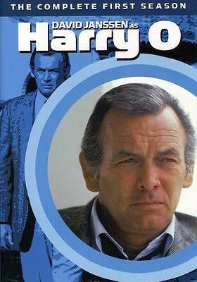 Harry O: The Complete First Season (DVD, 2012, 6-Disc Set)