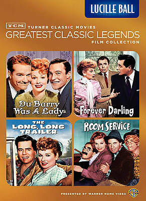 TCM Greatest Classic Legends Collection: Lucille Ball (DVD, 2011, 2-Disc Set)