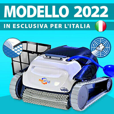 DOLPHIN MAYTRONICS POOLSTYLE AG DIGITAL MY 2017 Robot Elettrico Pulitore Piscina