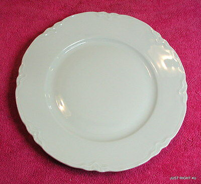 "Hutschenreuther (Racine - White) 7 3/4"" SALAD PLATE(s)  Exc (2 avail)"