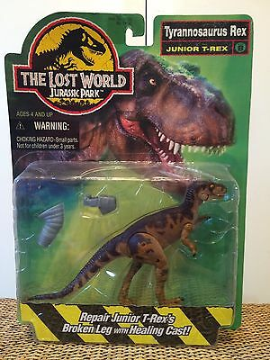 Jurassic Park The Lost World TYRANNOSAURUS REX Junior T-Rex   (1996)