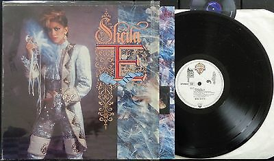 Sheila E - In Romance 1600 (925 317-1) German 8 Track LP + OIS Prince