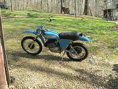 Other Makes : Penton / KTM Penton motorcycle to restore or use for parts