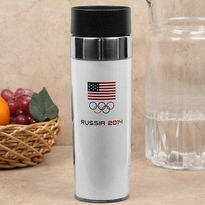 USA 2014 Winter Olympics 16oz Urban Tumbler