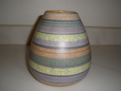 Vintage MID CENTURY Vase by Madeline Originals of California Art Pottery