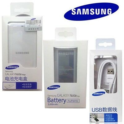 ^HOT^ New SAMSUNG Galaxy Note Edge SM-N915 3000mAh Battery & Charger & Cable Kit
