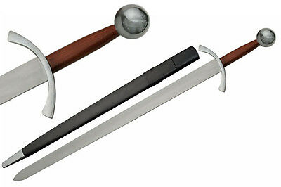 Replica Medieval Archers Archer Sword Broadsword with Scabbard