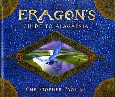 Eragon's Guide to Alagaesia (The Inheritance... by Paolini, Christopher Hardback