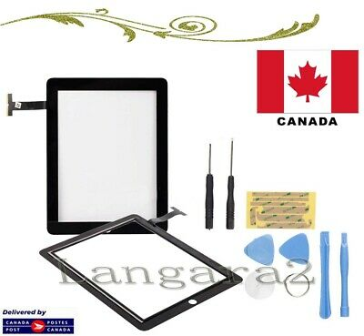 Compatible for Apple iPad 2 Touch Screen Glass Display Digitizer + Opening Tools