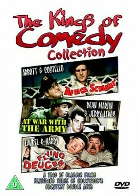 Kings Of Comedy Collection, The [DVD] [2004] - DVD  SKVG The Cheap Fast Free