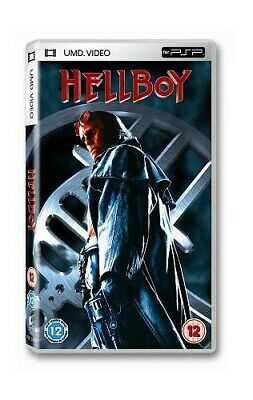 Hellboy [UMD Mini for PSP] [2004] - DVD 2 O8VG The Cheap Fast Free Post