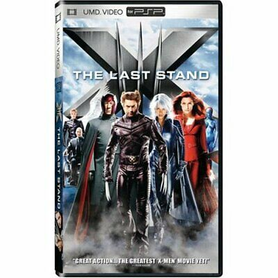 X-Men 3: the Last Stand [UMD Mini for PSP] [DVD] - DVD  A4VG The Cheap Fast Free