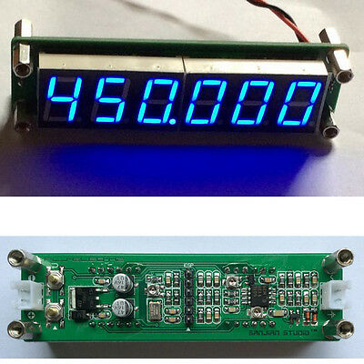 1MHz ~ 1000MHz RF Singal Frequency Counter Tester Meter Digital LED Ham Radio B