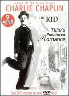 Charlie Chaplin: The Kid/Tillie's Punctured Romance (DVD, 2004)