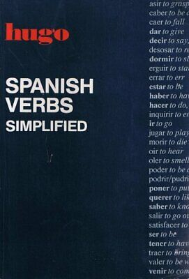 Spanish Verbs Simplified [Hugo's Simplified S... by R. Batchelor-Smith Paperback