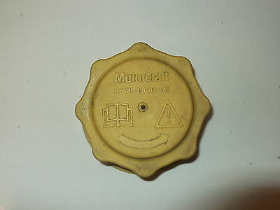 Ford Focus MK1 Expansion Bottle Cap in Yellow (98-05)