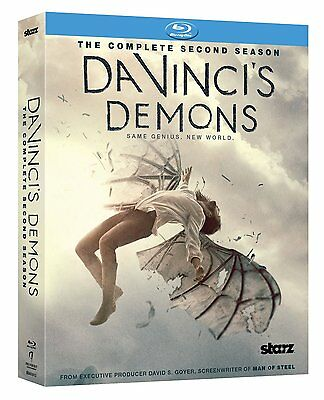 Da Vinci's Demons Season 2 [Blu-ray] New DVD! Ships Fast!