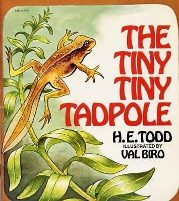 Tiny, Tiny Tadpole (Carousel Books) by Todd, H.E. Paperback Book The Cheap Fast