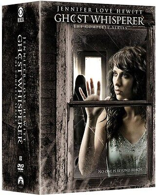 Ghost Whisperer: The Complete Series DVD