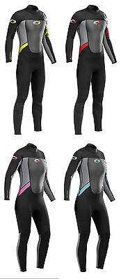 Childs / Kids / Boys / Girls Osprey Origin 3/2mm Full Length Wetsuit