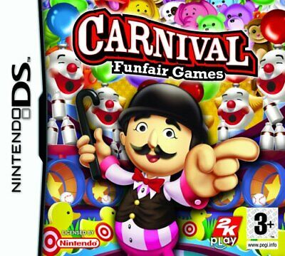 Carnival Funfair Games (Nintendo DS) - Game  M0VG The Cheap Fast Free Post