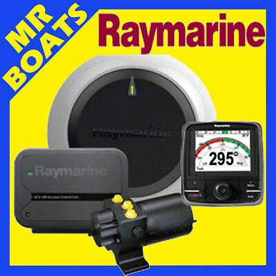 RAYMARINE * EVOLUTION EV-100 * Autopilot Power kit BRAND NEW EV 100 Auto Pilot
