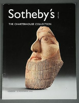 Sothebys Antiquities Charterhouse Col Nov. 2002