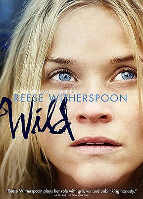 Wild DVD Reese Witherspoon New Factory Sealed