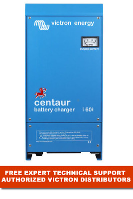 VICTRON ENERGY Centaur 12 V  40-100A  3 OUT  BATTERY CHARGER  FREE EU Delivery