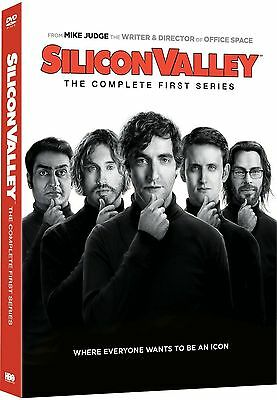 SILICON VALLEY Stagione 1 Serie Completa 2DVD in Inglese NEW .cp