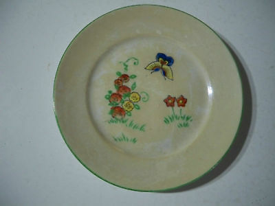 "Hand Painted 5 1/4"" Plate Made In Japan"