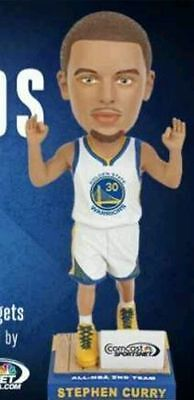 Golden State Warriors Stephen Curry bobblehead