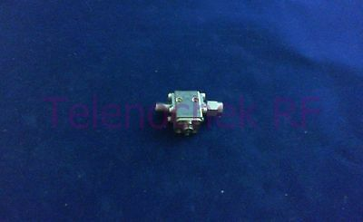 RF microwave single junction isolator 10.9 GHz - 18.7 GHz /  10 Watt / data