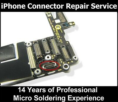Apple IPHONE 6 6+ Plus Motherboard HOME BUTTON FPC CONNECTOR Replacement Service