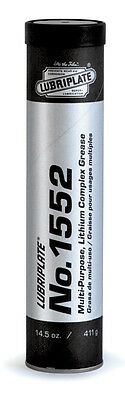 Lubriplate Lithium Complex Grease No 1552 14.5 Ounce Cartrdige L0166-098