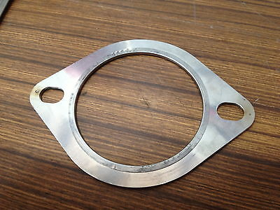"3"" 2 bolt Exhaust Gasket; 10 layers S/S + Firing Ring Evo, Skyline, Ford, Holden"