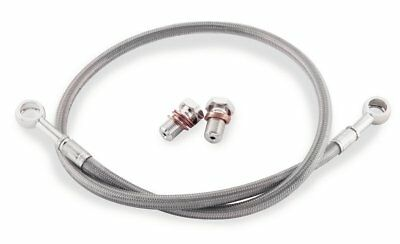 Suzuki 1982 Gs 650 Gl Galfer Braided Stainless Steel Front Brake Line Kit