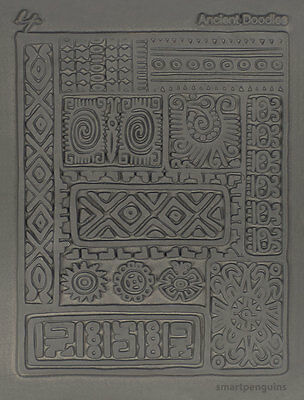 Lisa Pavelka Texture Stamp Mold Sheet Surface Imprinting Ancient Doodles 527062