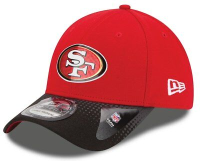 f8b50e3c8 San Francisco 49ers New Era 39THIRTY 2015 Official Player Draft Day Flex  Fit Hat
