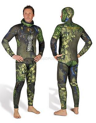 MUTA MIMETICA SPACCATO SPORASUB BALTIC 5mm Tg XXLARGE WETSUIT OPEN CELL
