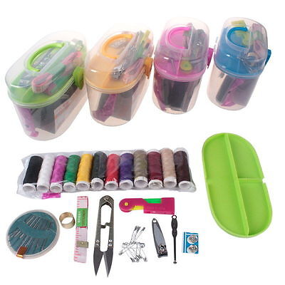 1Pc Home Thorn Rust Sewing Kit Needle and thread hand sewing Box Kit Set