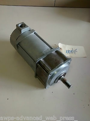 Superior Electric, Slo-Syn motor, SS451TG9, 120VAC, 0.8A, 50/60Hz, 6.6+rpm *TOP