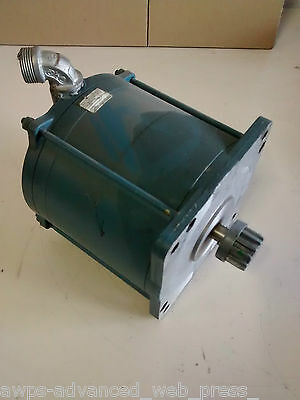 Superior Electric, Slo-Syn motor, X1100-2002, 120VAC, 3.0A, 50/60Hz, 72rpm *TOP