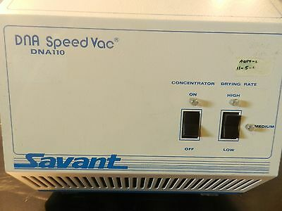 Savant DNA Speed Vad Lab Concentrator